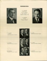Page 6, 1933 Edition, Abilene High School - Orange and Brown Yearbook (Abilene, KS) online yearbook collection