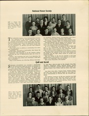 Page 9, 1933 Edition, Abilene High School - Orange and Brown Yearbook (Abilene, KS) online yearbook collection