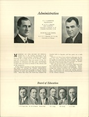 Page 6, 1934 Edition, Abilene High School - Orange and Brown Yearbook (Abilene, KS) online yearbook collection