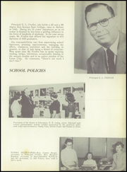 Page 13, 1954 Edition, Abilene High School - Orange and Brown Yearbook (Abilene, KS) online yearbook collection
