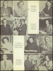 Page 14, 1954 Edition, Abilene High School - Orange and Brown Yearbook (Abilene, KS) online yearbook collection