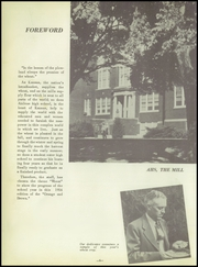 Page 8, 1954 Edition, Abilene High School - Orange and Brown Yearbook (Abilene, KS) online yearbook collection
