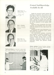 Page 12, 1968 Edition, Abilene High School - Orange and Brown Yearbook (Abilene, KS) online yearbook collection