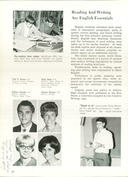 Page 14, 1968 Edition, Abilene High School - Orange and Brown Yearbook (Abilene, KS) online yearbook collection