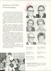 Page 15, 1968 Edition, Abilene High School - Orange and Brown Yearbook (Abilene, KS) online yearbook collection