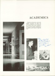 Page 9, 1968 Edition, Abilene High School - Orange and Brown Yearbook (Abilene, KS) online yearbook collection