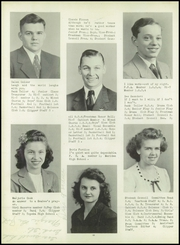 Page 12, 1945 Edition, Seaman High School - Seaman Yearbook (Topeka, KS) online yearbook collection