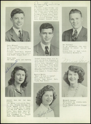 Page 14, 1945 Edition, Seaman High School - Seaman Yearbook (Topeka, KS) online yearbook collection
