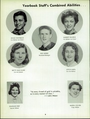 Page 10, 1959 Edition, Seaman High School - Seaman Yearbook (Topeka, KS) online yearbook collection