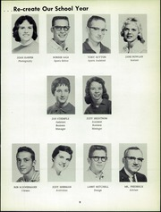 Page 11, 1959 Edition, Seaman High School - Seaman Yearbook (Topeka, KS) online yearbook collection