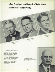 Page 5, 1959 Edition, Seaman High School - Seaman Yearbook (Topeka, KS) online yearbook collection