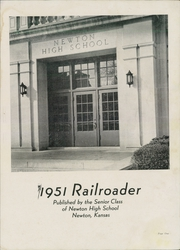 Page 3, 1951 Edition, Newton High School - Railroader Yearbook (Newton, KS) online yearbook collection