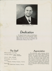 Page 4, 1951 Edition, Newton High School - Railroader Yearbook (Newton, KS) online yearbook collection