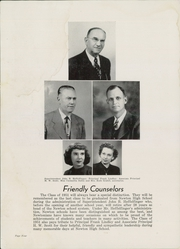 Page 6, 1951 Edition, Newton High School - Railroader Yearbook (Newton, KS) online yearbook collection