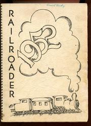 Newton High School - Railroader Yearbook (Newton, KS) online yearbook collection, 1952 Edition, Page 1
