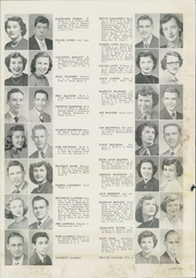 Page 11, 1952 Edition, Newton High School - Railroader Yearbook (Newton, KS) online yearbook collection