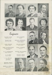 Page 7, 1952 Edition, Newton High School - Railroader Yearbook (Newton, KS) online yearbook collection
