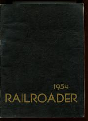 Newton High School - Railroader Yearbook (Newton, KS) online yearbook collection, 1954 Edition, Page 1