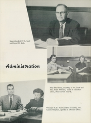 Page 11, 1957 Edition, Newton High School - Railroader Yearbook (Newton, KS) online yearbook collection
