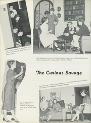 Page 50, 1957 Edition, Newton High School - Railroader Yearbook (Newton, KS) online yearbook collection