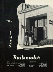 Page 7, 1957 Edition, Newton High School - Railroader Yearbook (Newton, KS) online yearbook collection