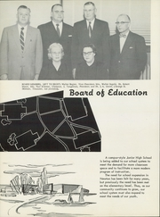 Page 8, 1957 Edition, Newton High School - Railroader Yearbook (Newton, KS) online yearbook collection