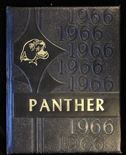 1966 Edition, Paola High School - Panther Yearbook (Paola, KS)