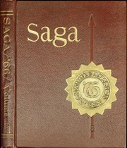 1966 Edition, Shawnee Mission West High School - Saga Yearbook (Shawnee Mission, KS)