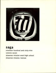 Page 5, 1969 Edition, Shawnee Mission West High School - Saga Yearbook (Shawnee Mission, KS) online yearbook collection
