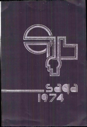 1974 Edition, Shawnee Mission West High School - Saga Yearbook (Shawnee Mission, KS)