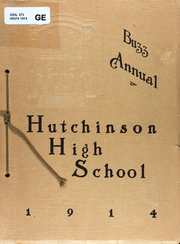 Page 1, 1914 Edition, Hutchinson High School - Allagaroo Yearbook (Hutchinson, KS) online yearbook collection