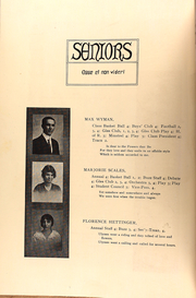 Page 17, 1914 Edition, Hutchinson High School - Allagaroo Yearbook (Hutchinson, KS) online yearbook collection