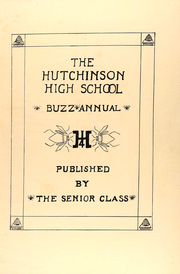 Page 6, 1914 Edition, Hutchinson High School - Allagaroo Yearbook (Hutchinson, KS) online yearbook collection