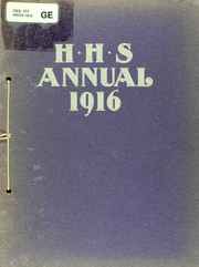Page 1, 1916 Edition, Hutchinson High School - Allagaroo Yearbook (Hutchinson, KS) online yearbook collection