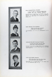 Page 17, 1916 Edition, Hutchinson High School - Allagaroo Yearbook (Hutchinson, KS) online yearbook collection