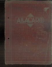1921 Edition, Hutchinson High School - Allagaroo Yearbook (Hutchinson, KS)