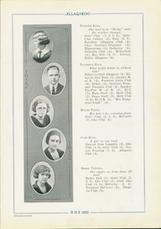 Page 37, 1922 Edition, Hutchinson High School - Allagaroo Yearbook (Hutchinson, KS) online yearbook collection