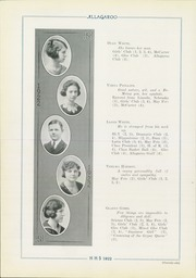 Page 38, 1922 Edition, Hutchinson High School - Allagaroo Yearbook (Hutchinson, KS) online yearbook collection