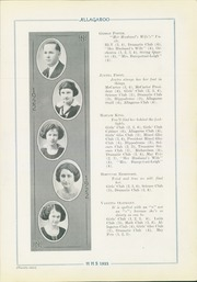 Page 39, 1922 Edition, Hutchinson High School - Allagaroo Yearbook (Hutchinson, KS) online yearbook collection