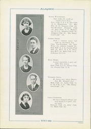 Page 40, 1922 Edition, Hutchinson High School - Allagaroo Yearbook (Hutchinson, KS) online yearbook collection