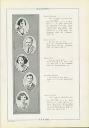 Page 41, 1922 Edition, Hutchinson High School - Allagaroo Yearbook (Hutchinson, KS) online yearbook collection