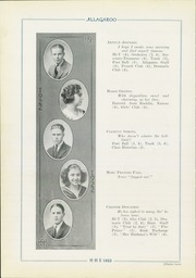 Page 42, 1922 Edition, Hutchinson High School - Allagaroo Yearbook (Hutchinson, KS) online yearbook collection