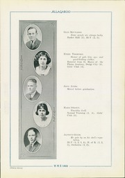 Page 43, 1922 Edition, Hutchinson High School - Allagaroo Yearbook (Hutchinson, KS) online yearbook collection