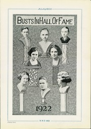 Page 45, 1922 Edition, Hutchinson High School - Allagaroo Yearbook (Hutchinson, KS) online yearbook collection