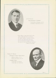 Page 17, 1923 Edition, Hutchinson High School - Allagaroo Yearbook (Hutchinson, KS) online yearbook collection