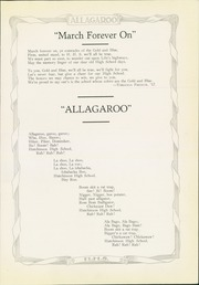 Page 11, 1925 Edition, Hutchinson High School - Allagaroo Yearbook (Hutchinson, KS) online yearbook collection