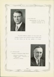 Page 16, 1925 Edition, Hutchinson High School - Allagaroo Yearbook (Hutchinson, KS) online yearbook collection