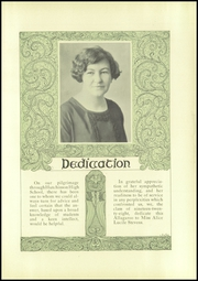 Page 9, 1928 Edition, Hutchinson High School - Allagaroo Yearbook (Hutchinson, KS) online yearbook collection