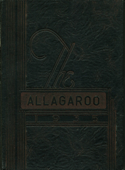 Page 1, 1935 Edition, Hutchinson High School - Allagaroo Yearbook (Hutchinson, KS) online yearbook collection