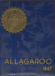 Page 1, 1947 Edition, Hutchinson High School - Allagaroo Yearbook (Hutchinson, KS) online yearbook collection